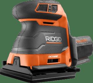 Ridgid R86064B 1 4 in 18V Finsihing sander