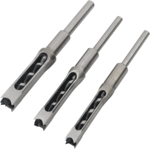 Rowiz 3pcs HSS Mortising drill bits