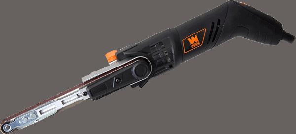 WEN 6307 1 2x18 2 amp file belt sander