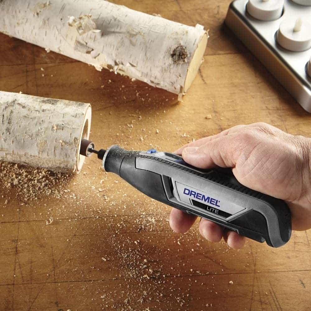 Dremel lite cordless mini rotary tool kit