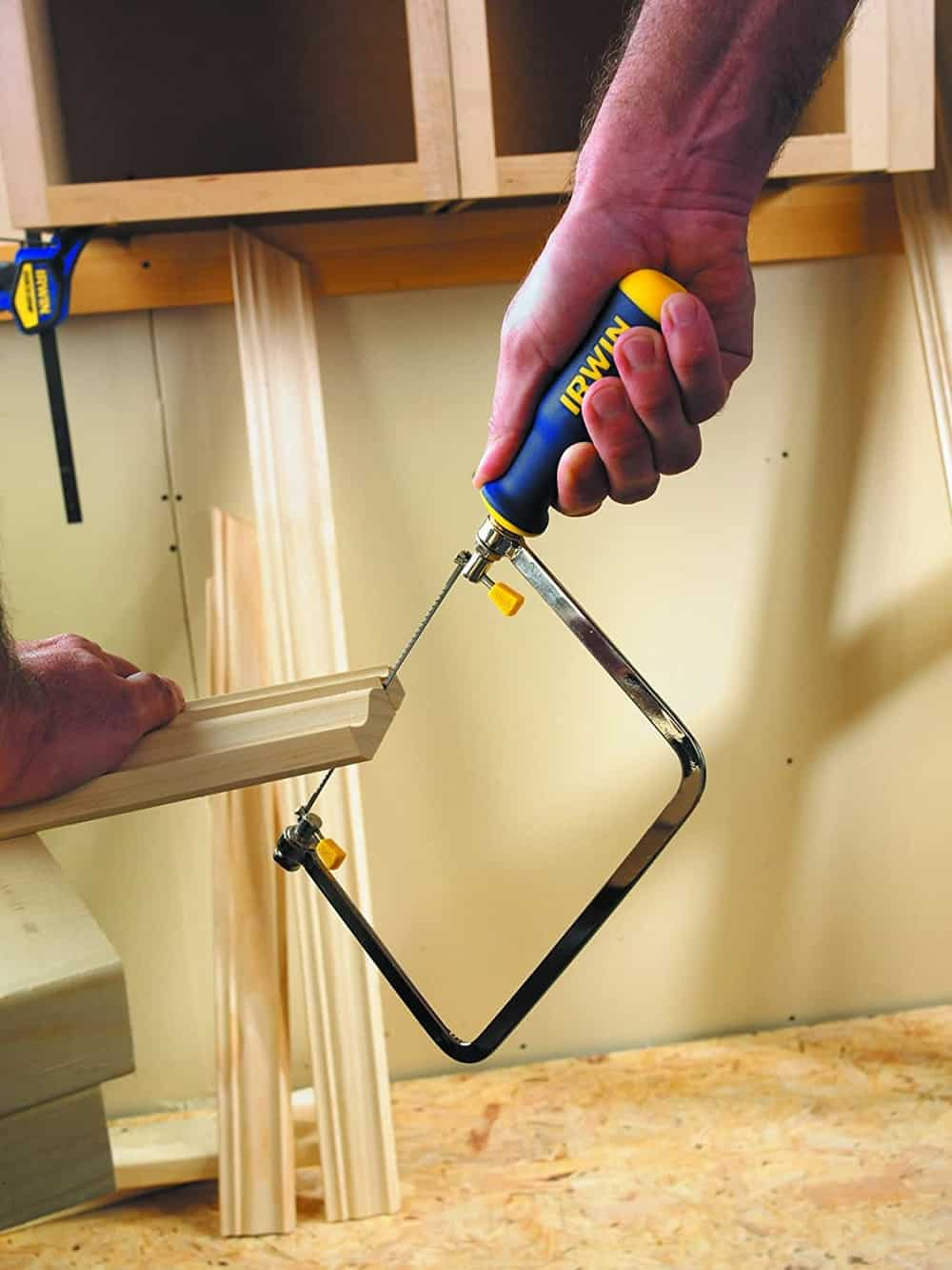 IRWIN Tools 2014400 ProTouch coping saw