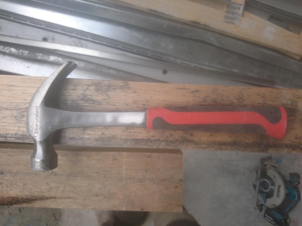 Craftright framing hammer