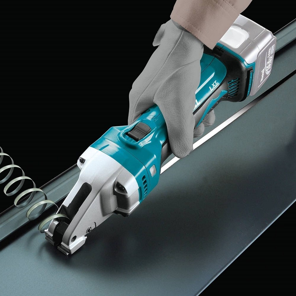 Makita straight metal shears