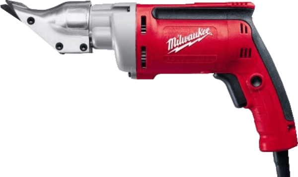 Milwaukee 6852 20 cuts up to 20 GA SS 6 8 amp double cut metal shears