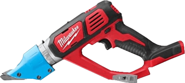 Milwaukee M18 2636 20 cuts up to 16 GA SS 18V double cut metal shears