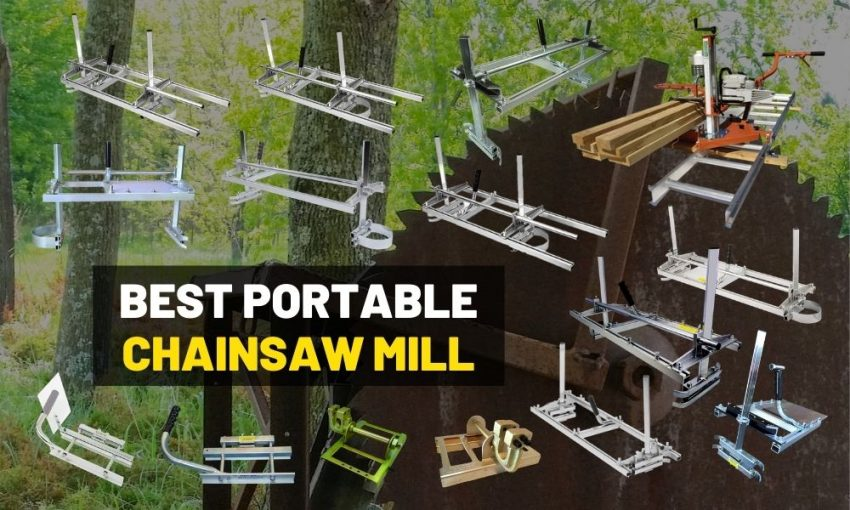Best portable alaskan chainsaw mill review