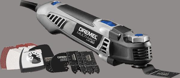 Dremel MM50 01 kit 30 pcs 10 000 to 21 000 opm 5 amp oscillating multi tool kit