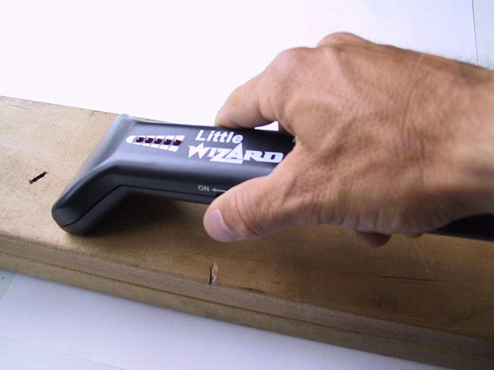 Little Wizard II metal detector