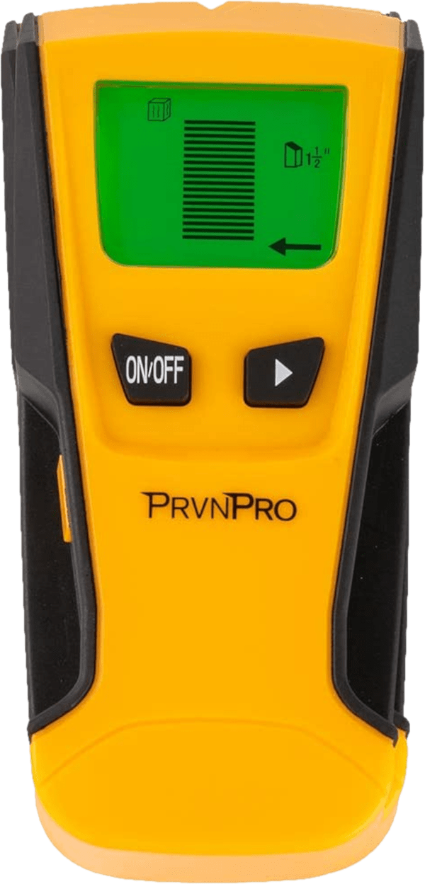 PrvnPro 1 5 inches max 3 modes multi wall scanner stud finder