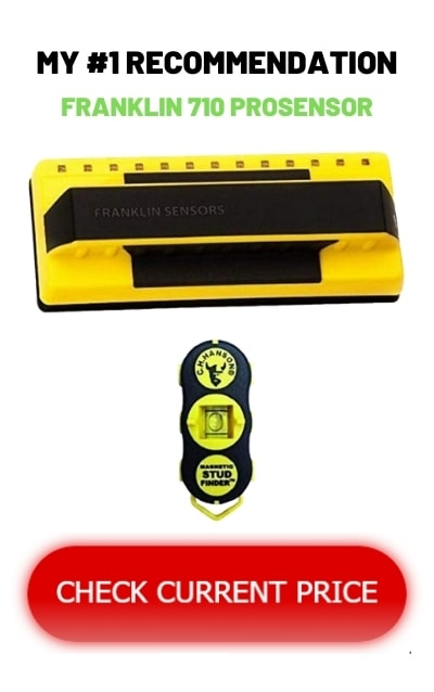 Recommended best value stud finder to buy