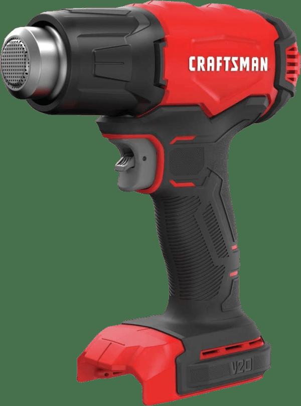 Craftsman CMCE530B 950 °F 20V cordless heat gun tool only