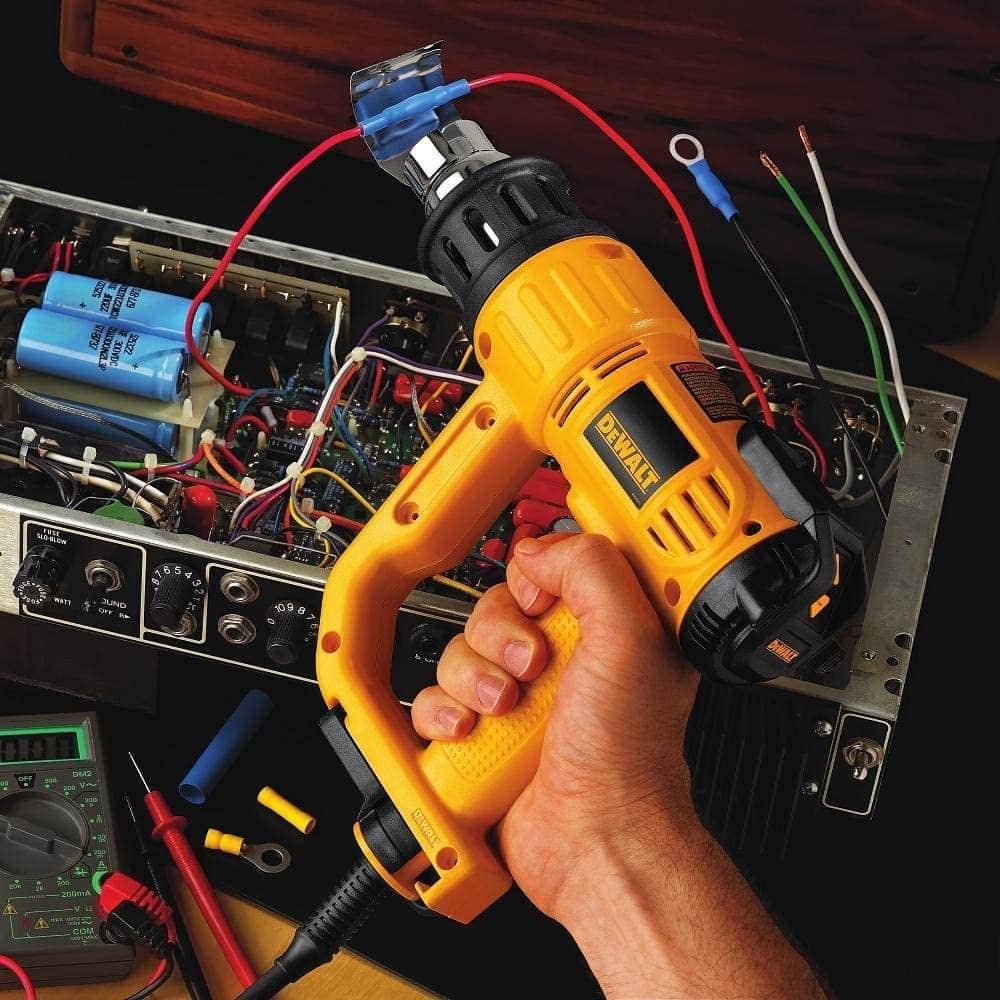 DeWalt heat gun kit