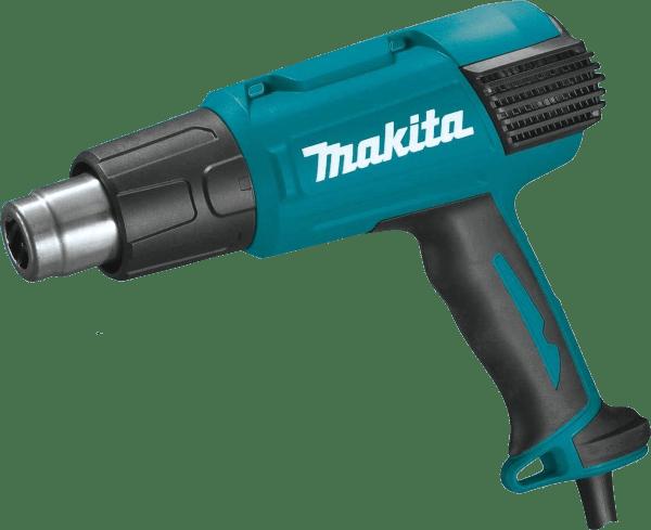 Makita HG6530VK Digital 122 1202 °F 2000 W heat gun 1