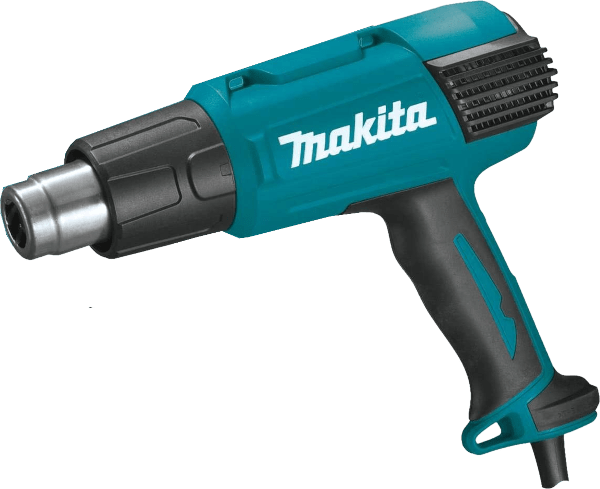 Makita HG6530VK Digital 122 1202 °F 2000 W heat gun
