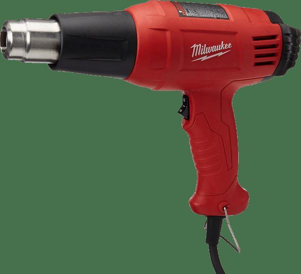 Milwaukee 8975 6 570 1000 °F 1400W heat gun