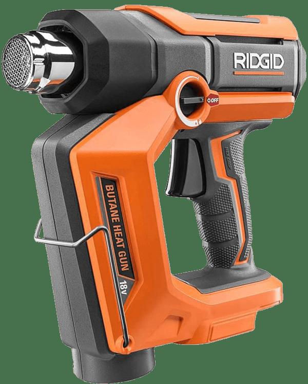 Ridgid R860434B 1100 °F 18V cordless heat gun tool only