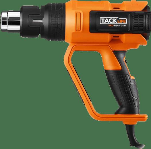 Tacklife PVC-HGP73AC 122 ℉ 122-842 ℉ 194-1,112 ℉ , 1,600 W, heat gun