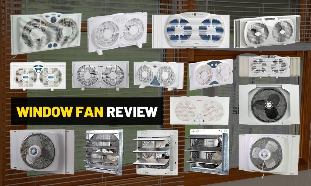 The best window fan | Lasko, Holmes, or Air King?