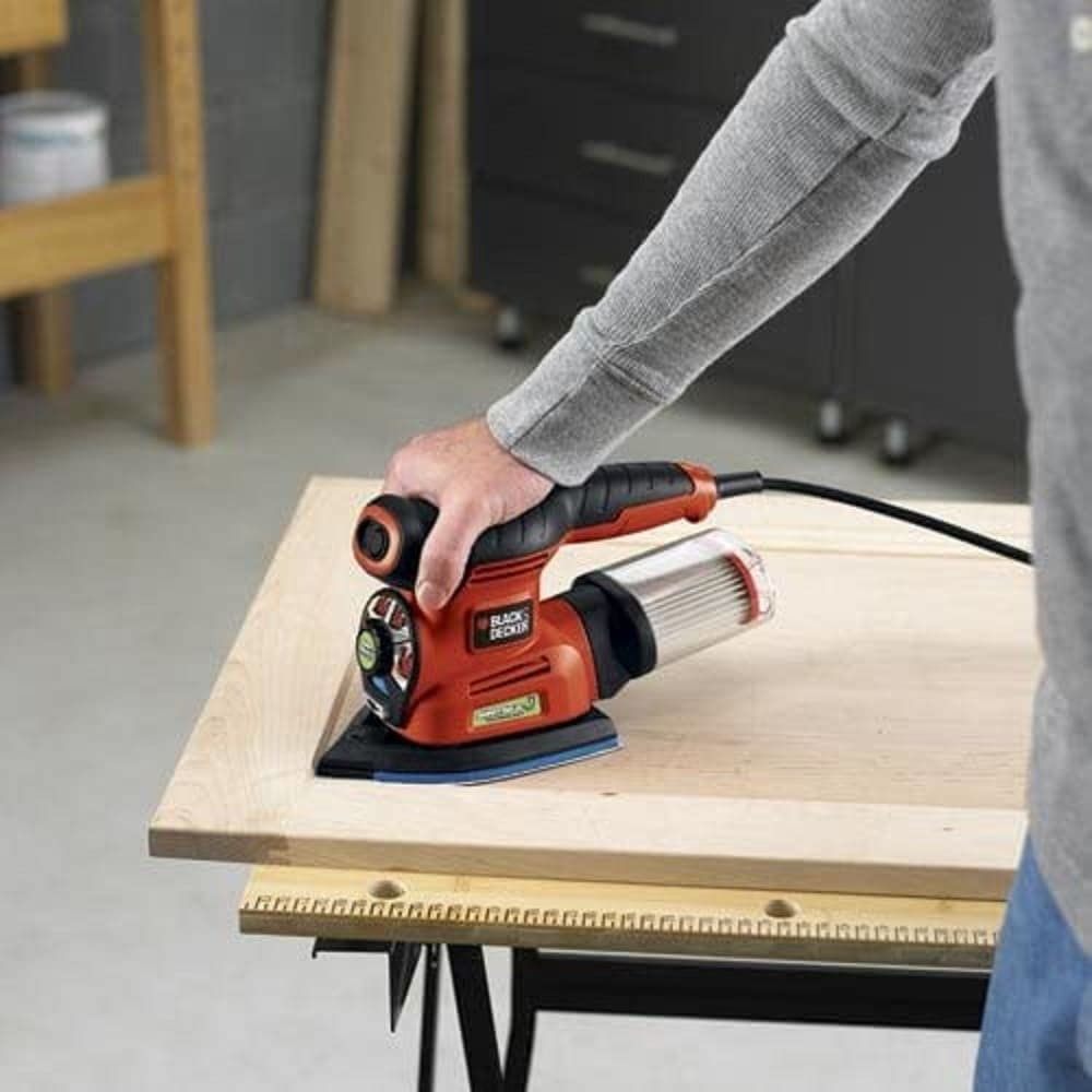 What is the best detail sander for woodworking?