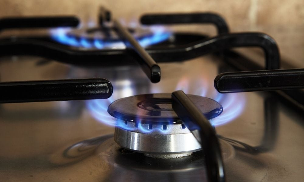 Gas elements cook best