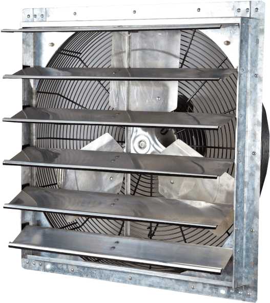 Iliving ILG8SFSC 24 inches variable speed 4244 cfm single window fan