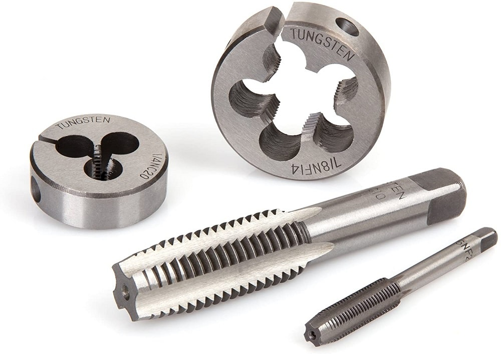 Thread metal like a pro: The best tap and die set