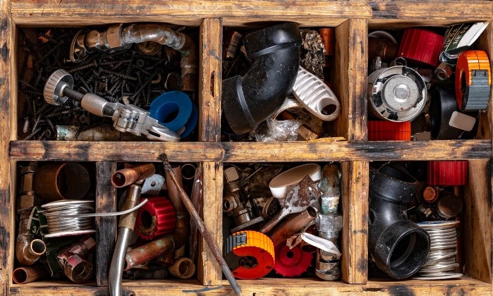 Organizing a tool