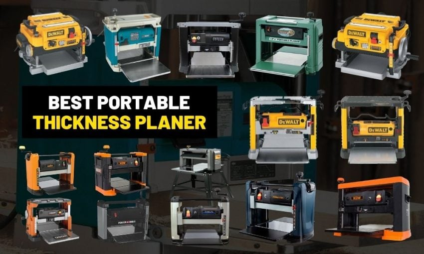 Portable thickness planer reviews | The Makita 2012nb benchtop?