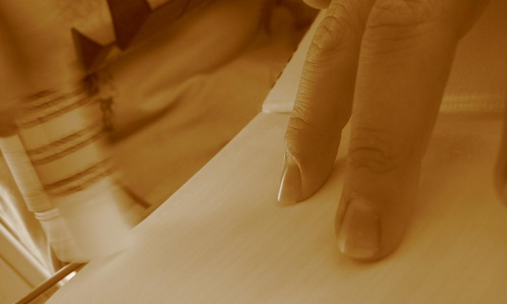 Working tidy with Gorilla glue