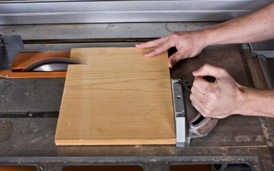 How to use a table saw to its maximum capabilities