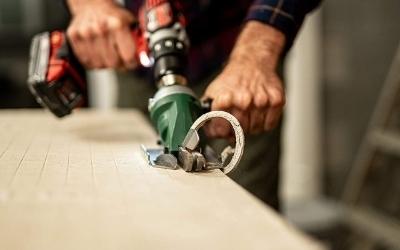 How to cut fiber cement board?