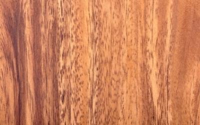 Surface of an acacia wood